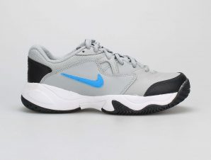 NIKE COURT JR. LITE 2 CD0440-005 ΓΚΡΙ