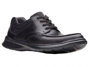 CLARKS COTRELL EDGE SMOOTH BLACK 26137385