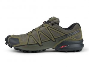 SALOMON TRAIL RUNNING SHOES SPEEDCROSS 4